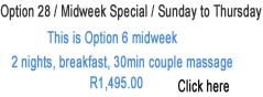 Option 28 Midweek Special